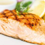 Grill Salmon Fillets