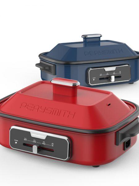 PerySmith All-In-One Multi Cooker Retro Series RT1000